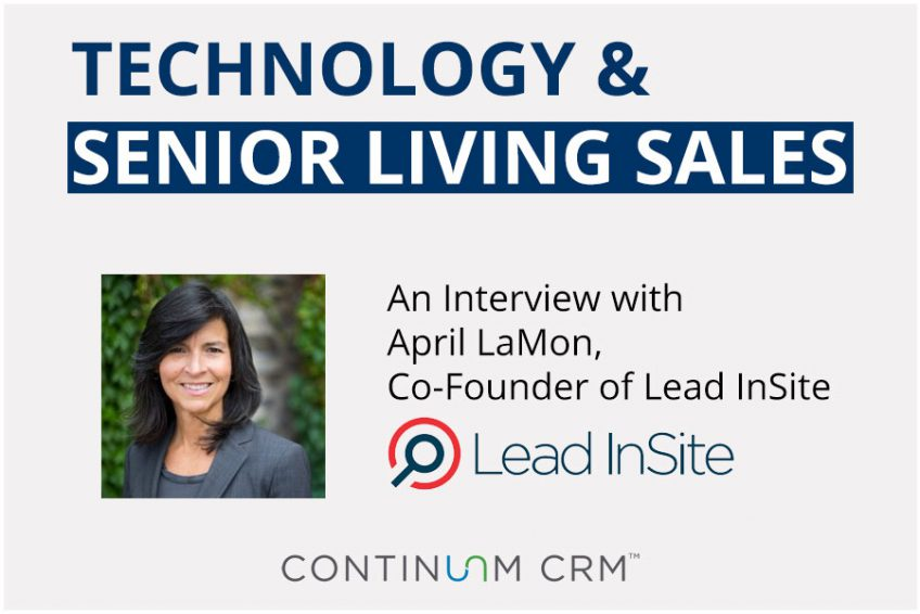 Interview with April LaMon of Lead InSite