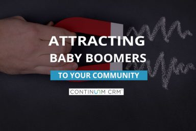Attracting Baby Boomers to Your Senior Living Community