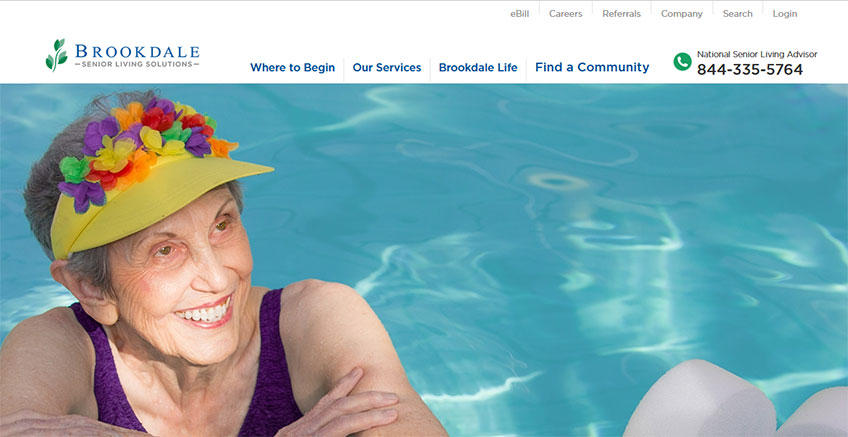 Brookdale Senior Living Communities
