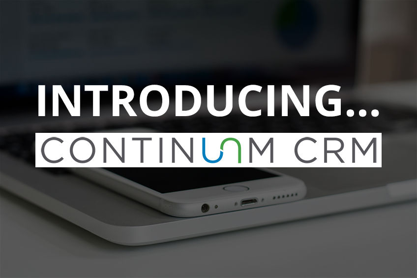 Introduction to Continuum CRM