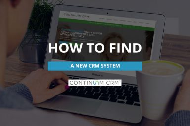 How to Find a New CRM System
