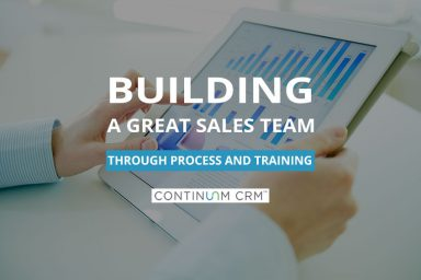 Great Sales Team
