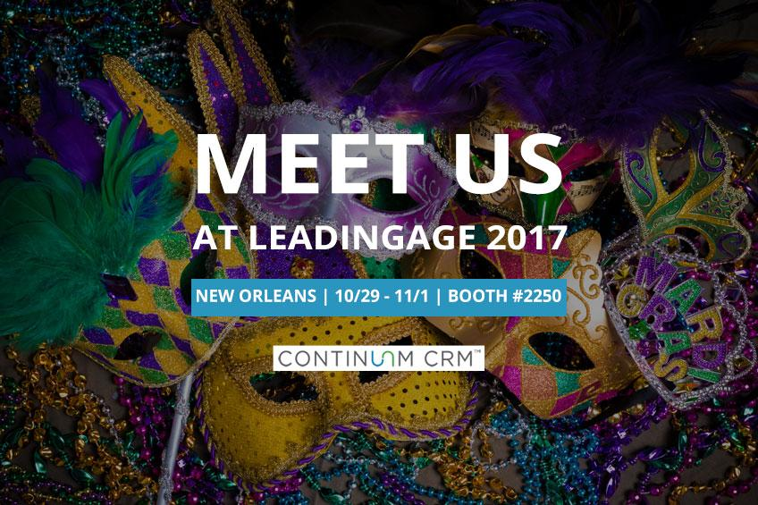 LeadingAge 2017 New Orleans