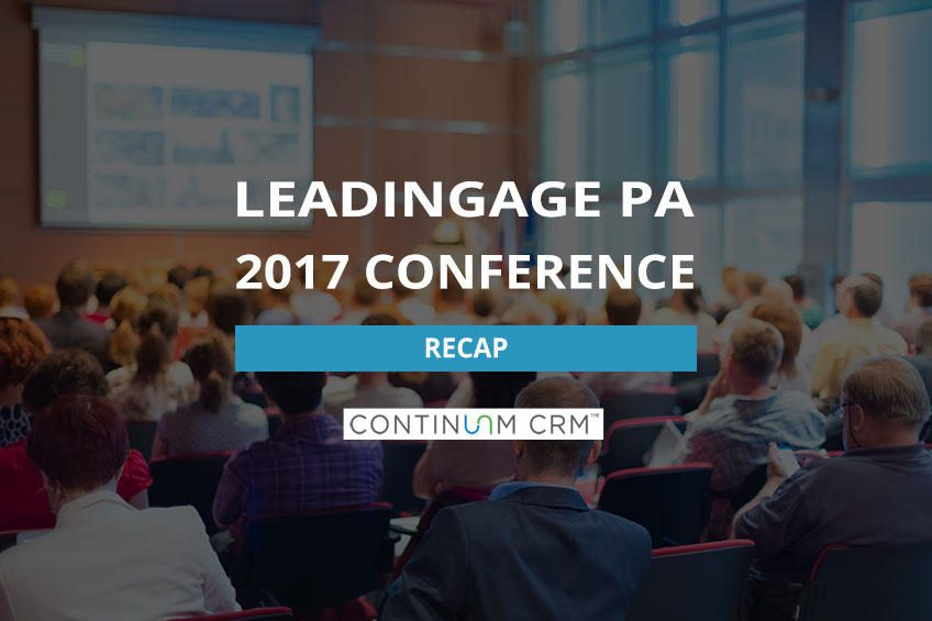 LeadingAge PA 2017 Conference