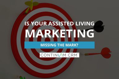 Marketing Assisted Living
