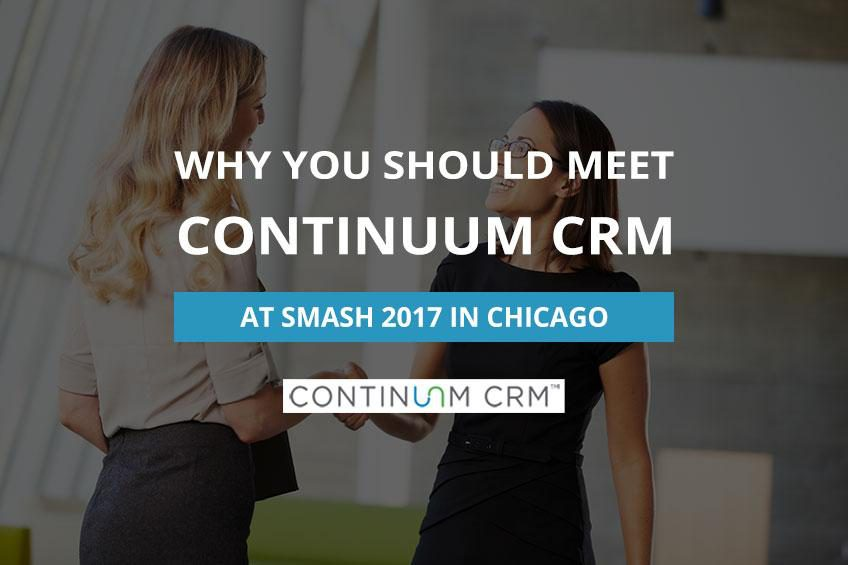 Continuum CRM at SMASH 2017