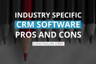 Niche CRM Software