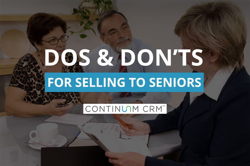 How to Sell to Seniors