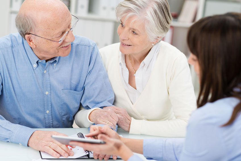 Selling to Seniors Part 3: Building Relationships